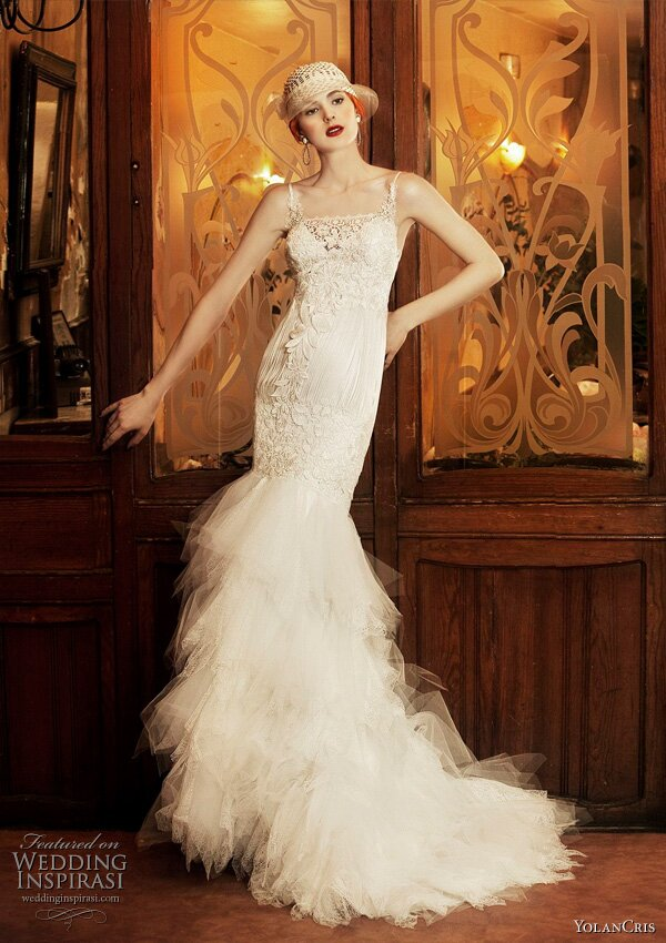 1920s inspired wedding dresses: Pictures ideas, Guide to buying ...