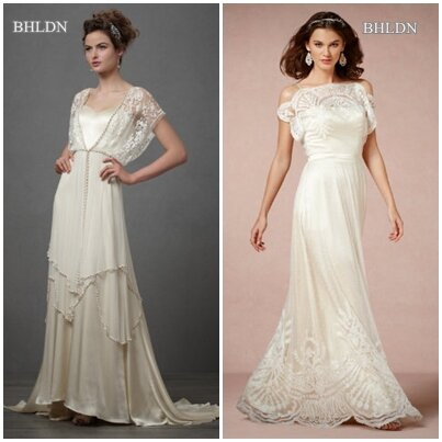1920s vintage style wedding dresses: Pictures ideas, Guide to buying ...