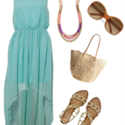 Beach wedding guest dresses Photo - 1
