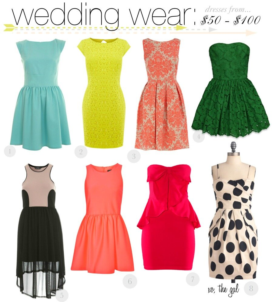 Dresses to wear to a fall wedding Photo - 3