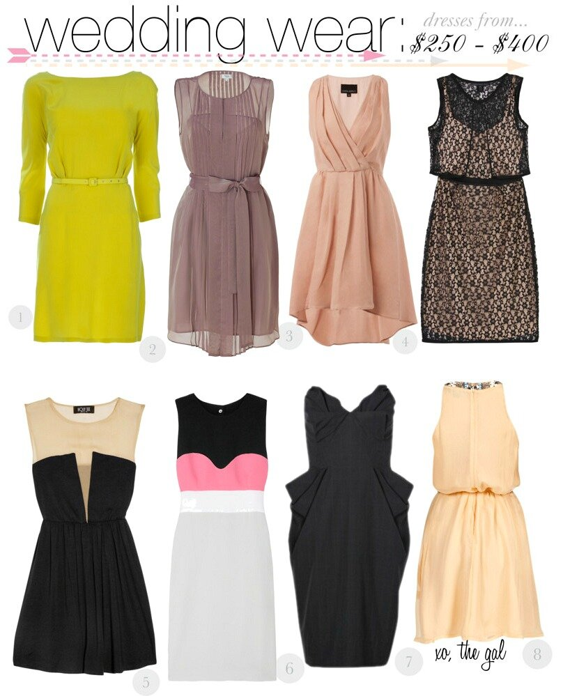 other photos to the glamor in dresses to wear to a summer wedding