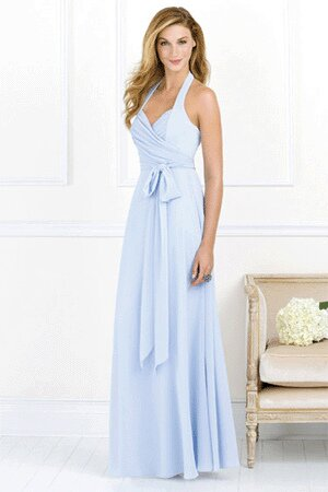 Light blue wedding dress Photo - 13