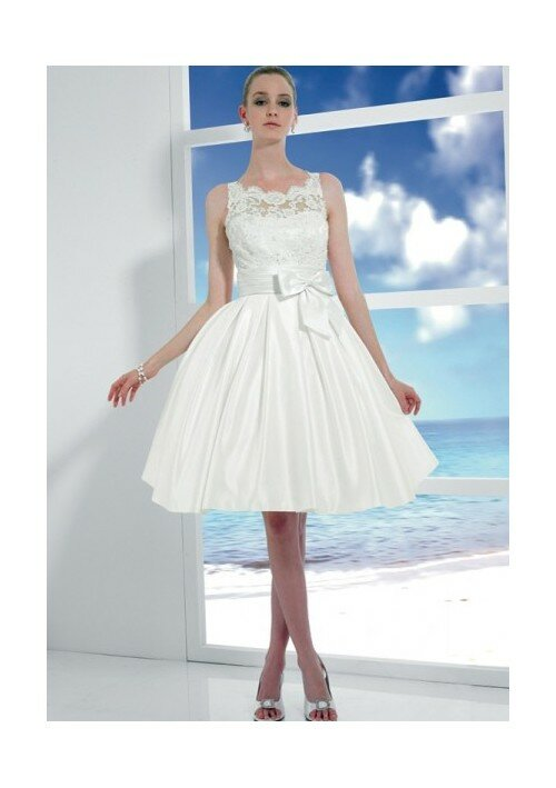 Short beach wedding dresses Photo - 7