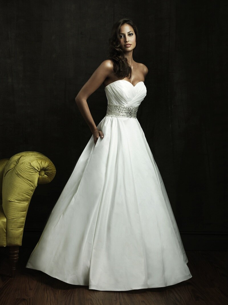 Wedding dress with pockets Photo - 12
