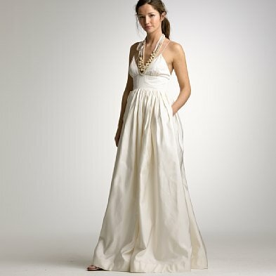 Wedding dress with pockets Photo - 7