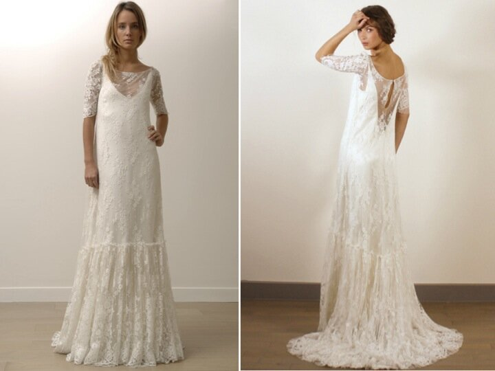 20s inspired wedding dresses: Pictures ideas, Guide to buying ...
