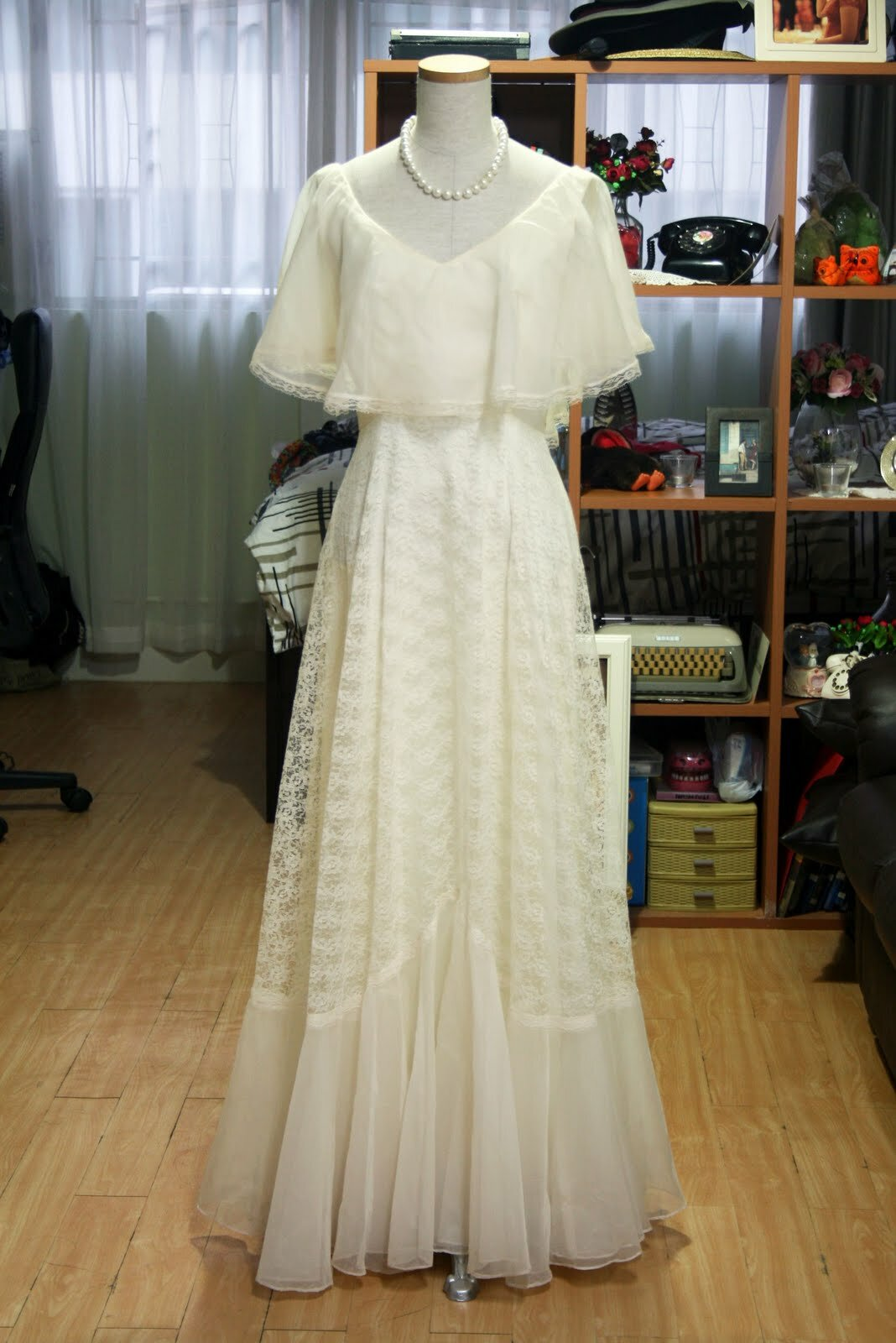 70s wedding dresses Photo - 10
