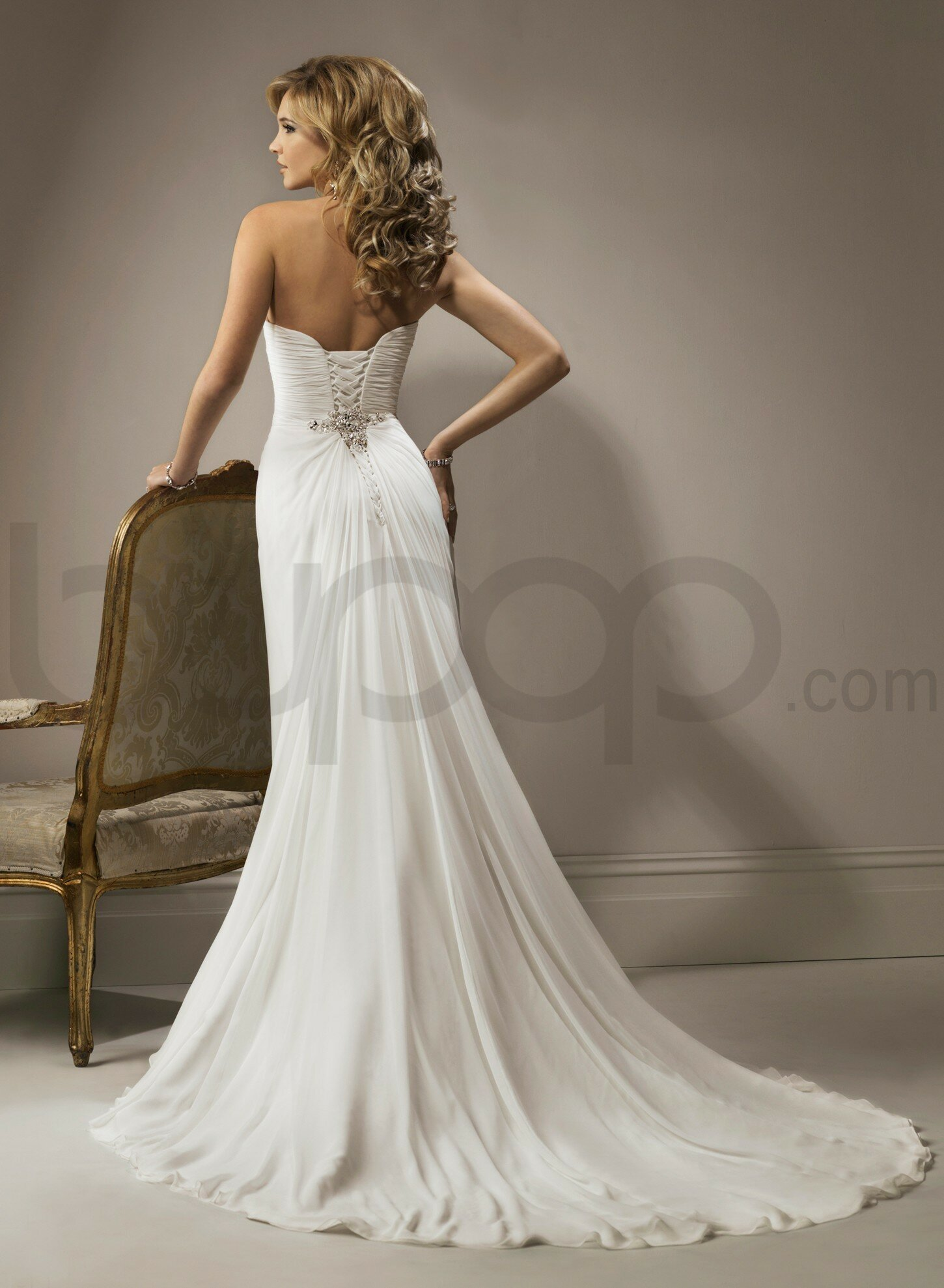 Browse Wedding Dresses Line Sweetheart Wedding Dresses Photo 1 Browse Pictures And High