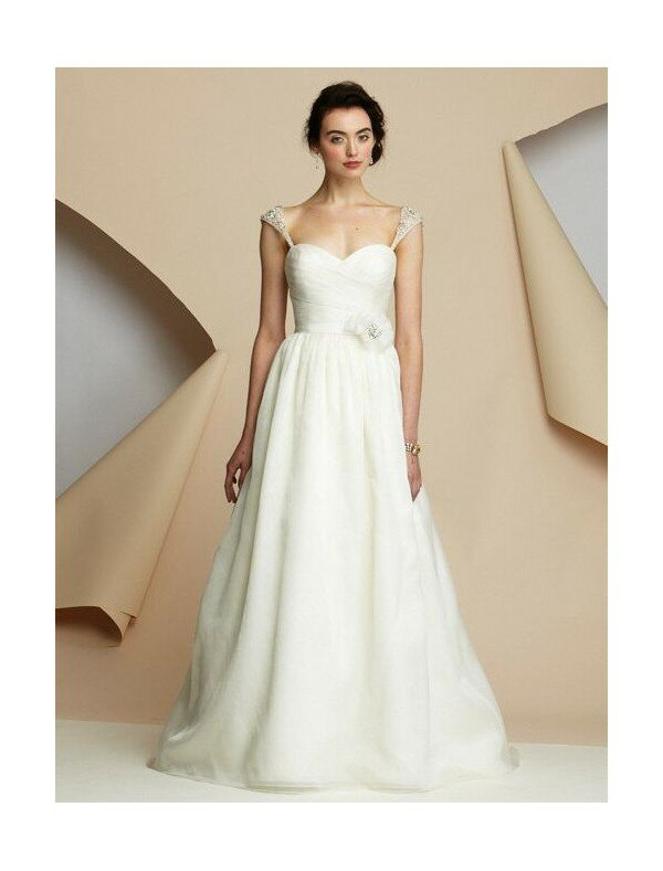 A Line Wedding Dresses With Cap Sleeves Pictures Ideas Guide To Buying Stylish Wedding Dresses