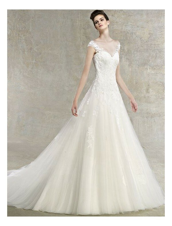 other photos to a line wedding dresses with straps