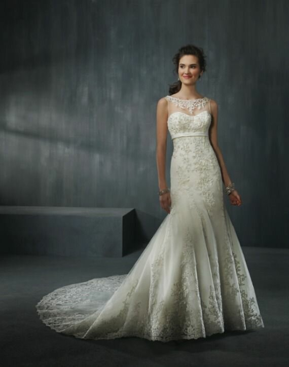 Alfred Angelo beach wedding dresses Photo - 4