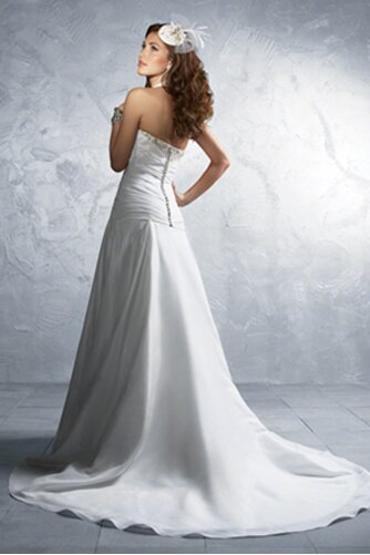 Alfred Angelo beach wedding dresses Photo - 8