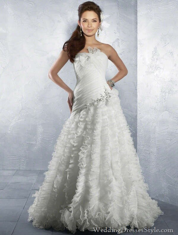 Alfred Angelo wedding dresses: Pictures ideas, Guide to buying ...