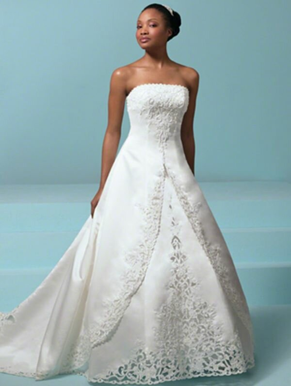 Alfred angelo wedding dresses pictures ideas guide to buying alfred angelo wedding dresses junglespirit Images