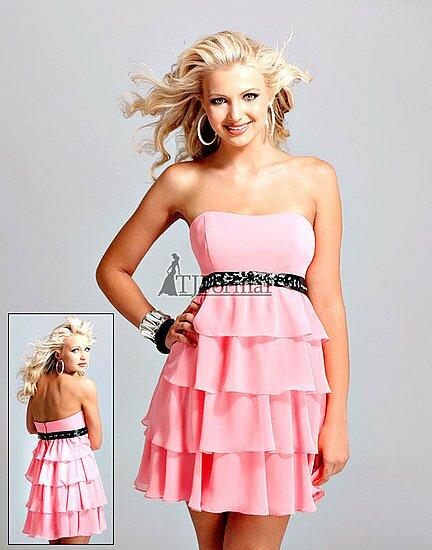Платье для девушки подростка