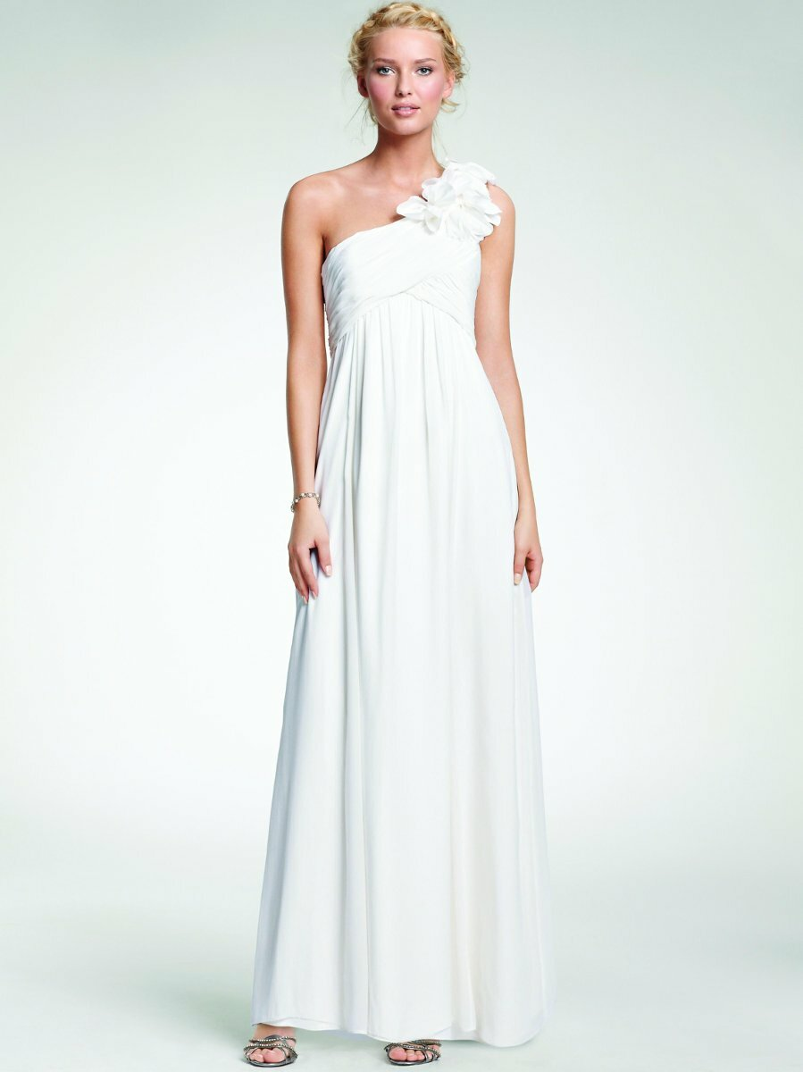 Ann Taylor loft wedding dresses Photo - 10