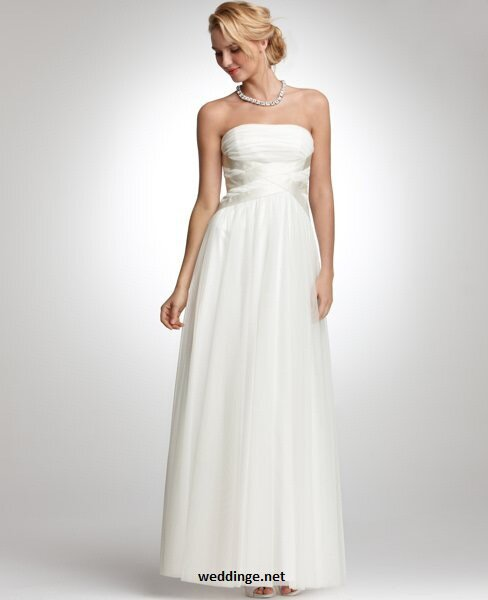Ann Taylor loft wedding dresses Photo - 1