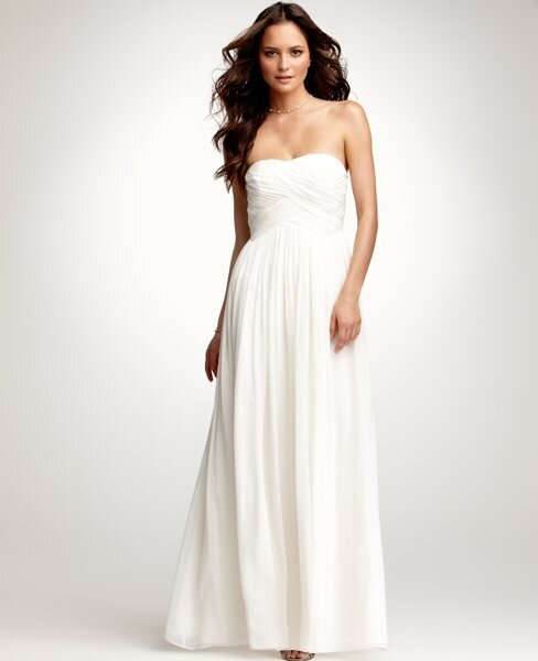 Ann Taylor loft wedding dresses Photo - 8