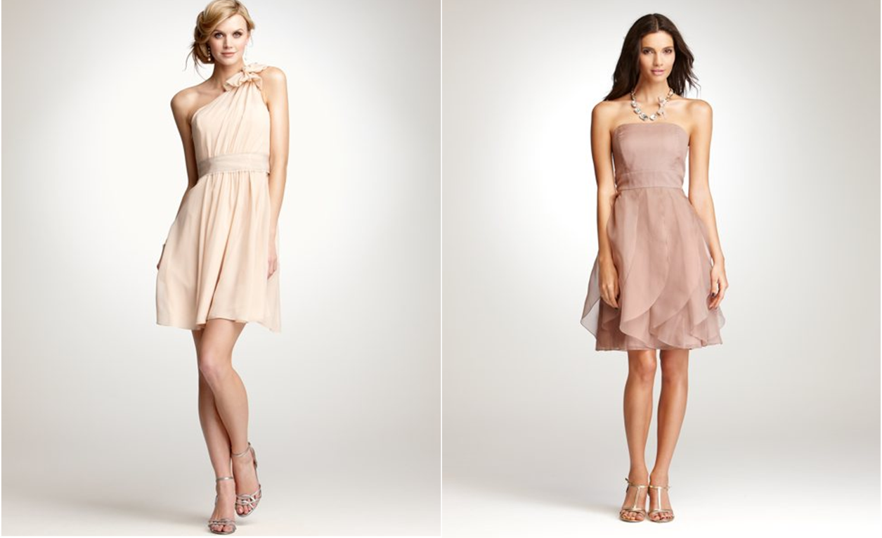 Ann Taylor wedding bridesmaid dresses Photo - 9