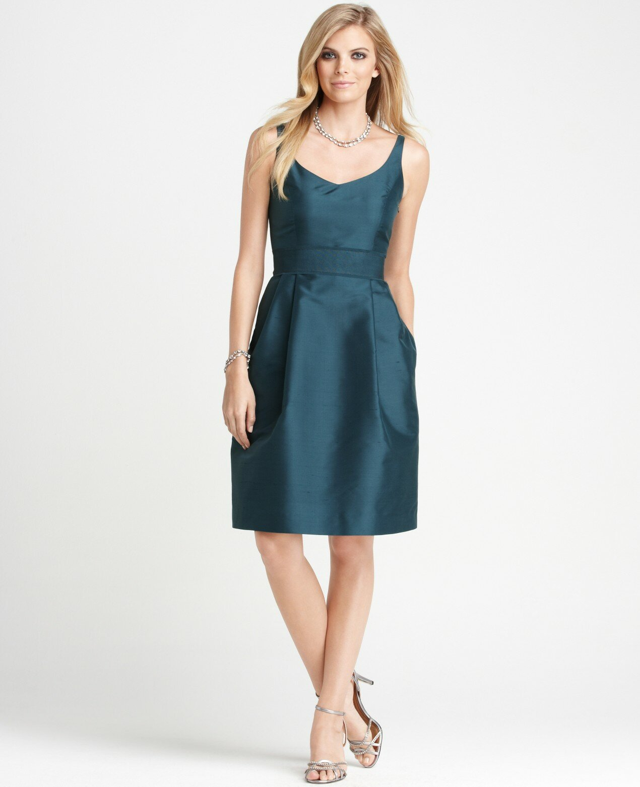 Ann Taylor wedding bridesmaid dresses Photo - 2