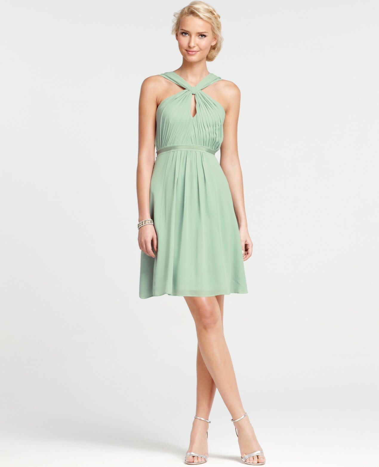Ann Taylor wedding bridesmaid dresses Photo - 6