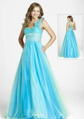 Aqua blue wedding dresses: Pictures ideas, Guide to buying — Stylish ...