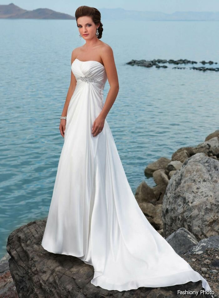 Beach Wedding Dresses Under 100 Pictures Ideas Guide To Ing