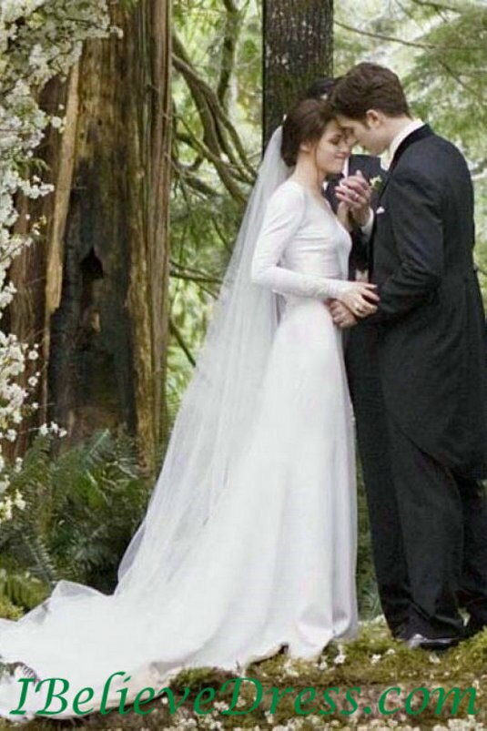 Bella swan wedding dresses pictures ideas guide to for Bella swan wedding dress