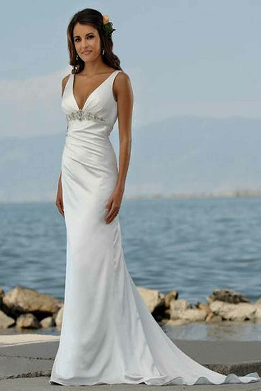 Best summer wedding dresses: Pictures ideas, Guide to buying ...