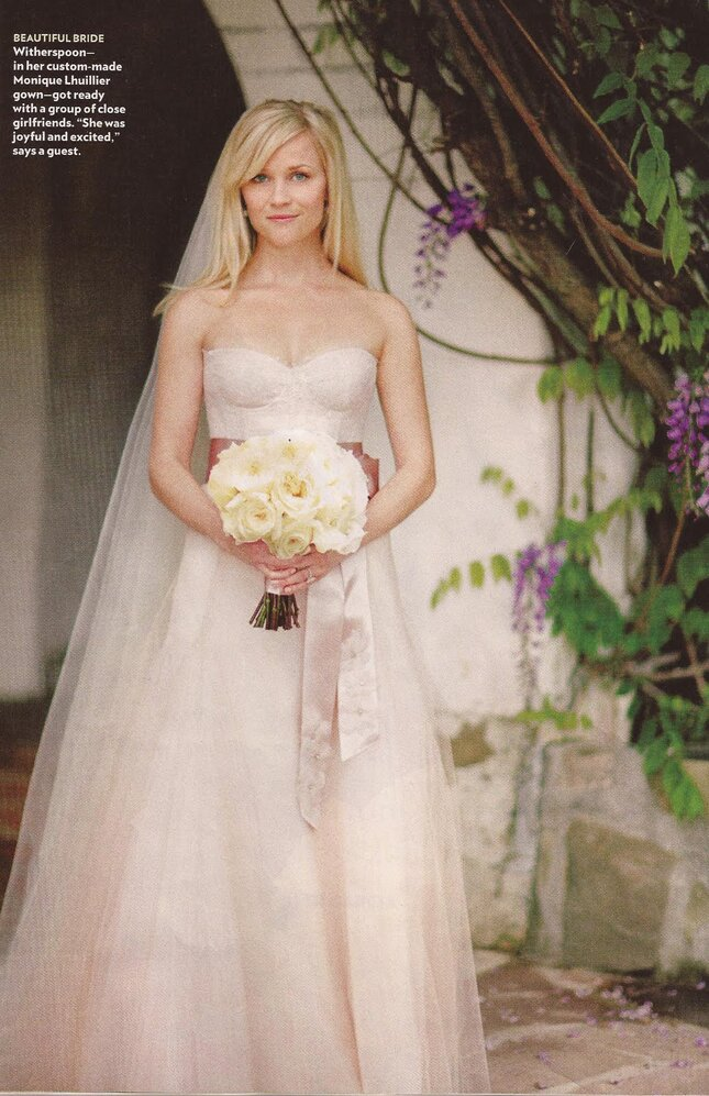Blush wedding dresses Photo - 9