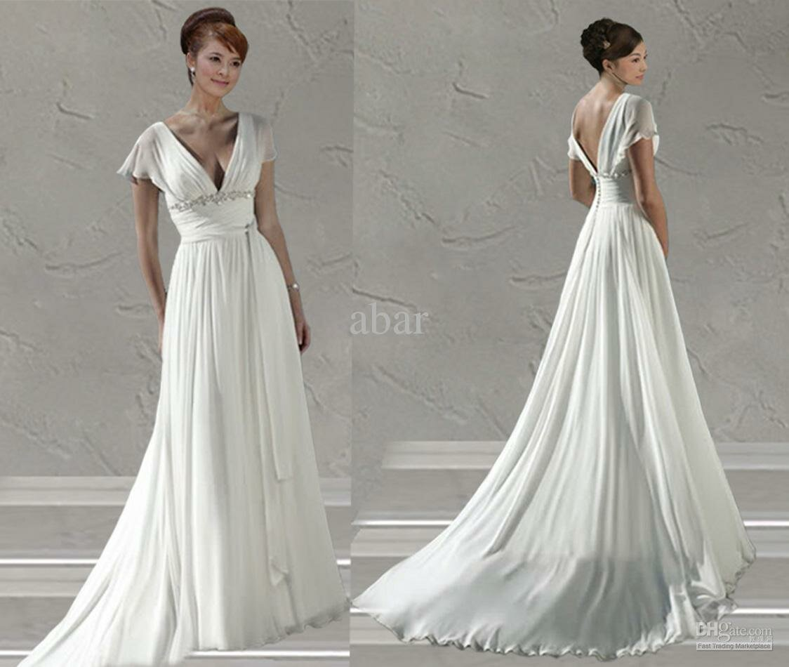 Butterfly sleeve wedding dress images for Butterfly back wedding dress