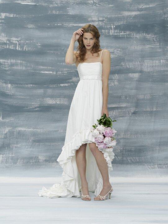 Casual short beach wedding dresses photo 1 browse for Short casual beach wedding dresses