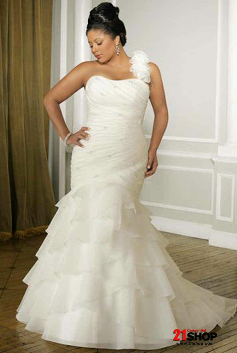 casual wedding dresses plus size photo 5