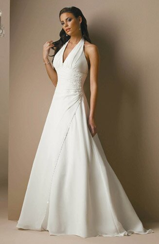 Wedding dress clearance plus size