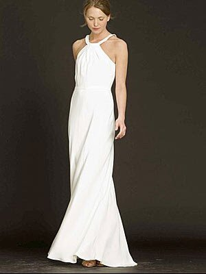 Cute simple wedding dresses Photo - 2