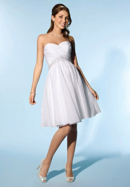 Cute simple wedding dresses Photo - 3