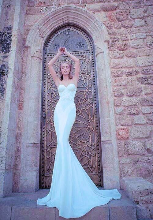 Cute simple wedding dresses Photo - 4