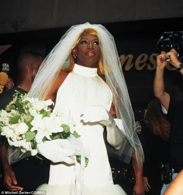 Dennis Rodman Wedding Dresses Pictures Ideas Guide To