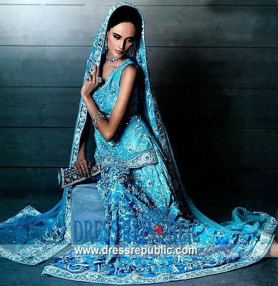 Desi wedding dresses: Pictures ideas, Guide to buying — Stylish ...