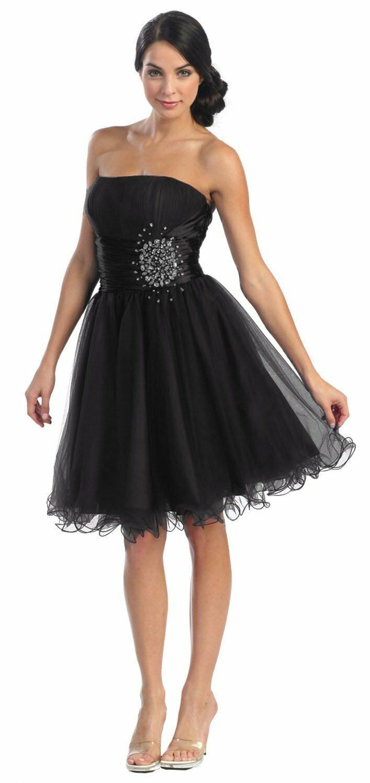 2d4da481738 Black Formal Long Dresses For Juniors - Gomes Weine AG