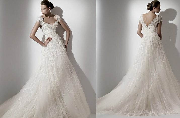 Elie Saab wedding dresses 2012 Photo - 10