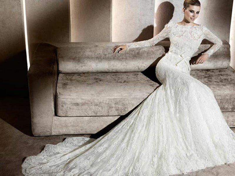 Elie Saab wedding dresses 2012 Photo - 3