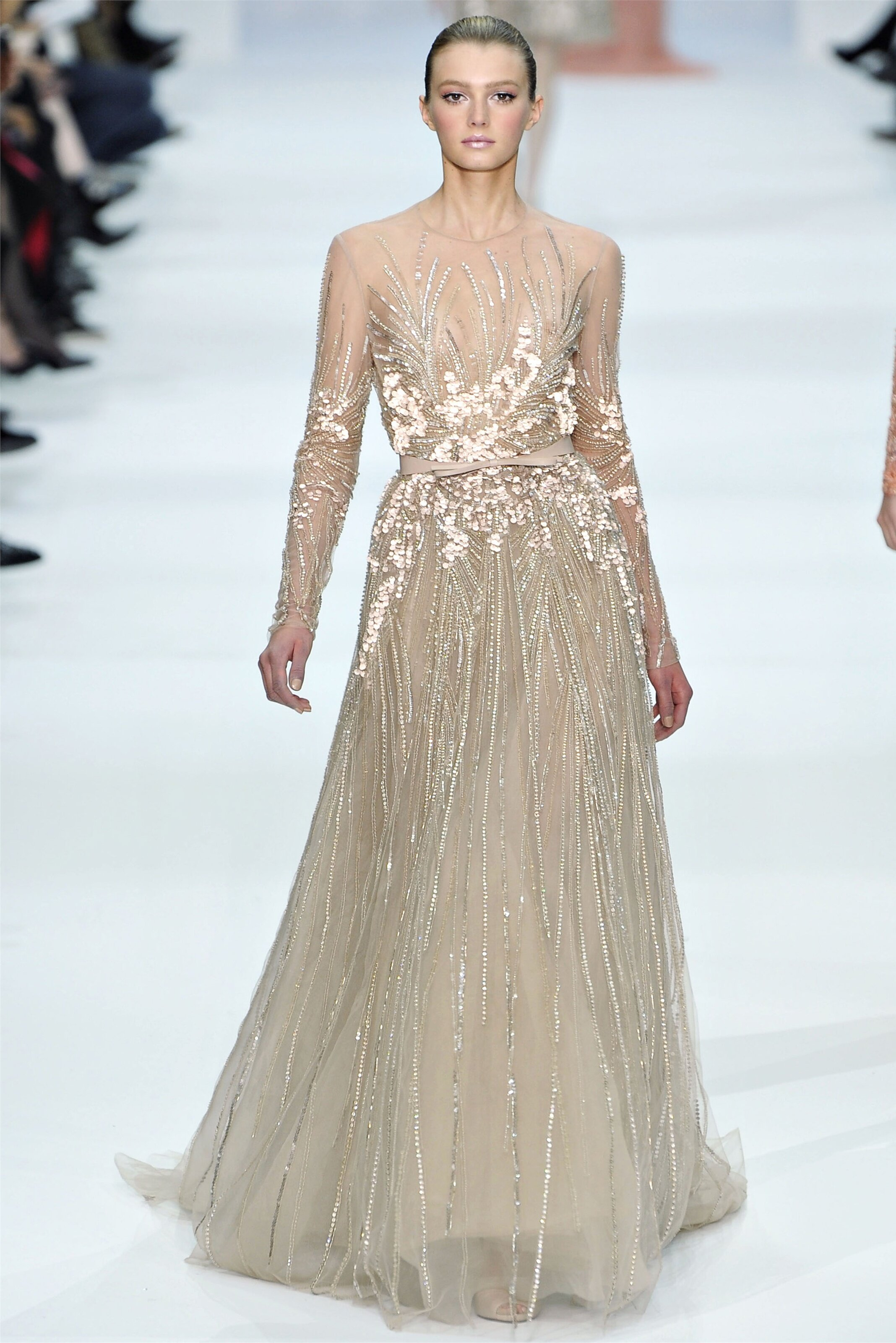 Elie Saab wedding dresses 2012 Photo - 4