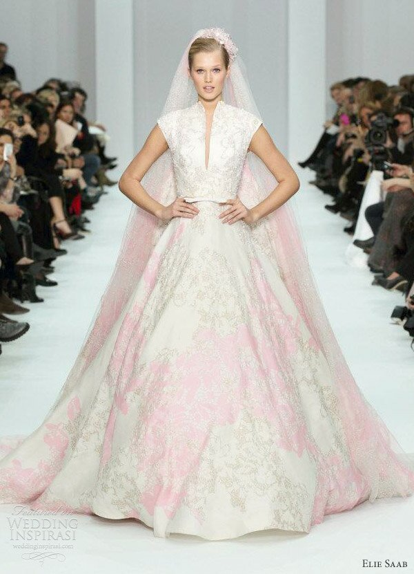 Elie Saab wedding dresses 2012 Photo - 7