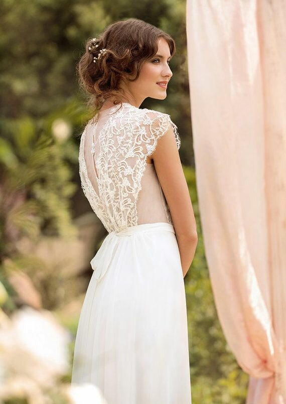Enchanting French Wedding Gown Designers Photo Best Evening