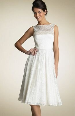 change your style look for something new for yourselves fun short wedding dresses