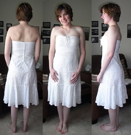 Jc Penney Wedding Gowns