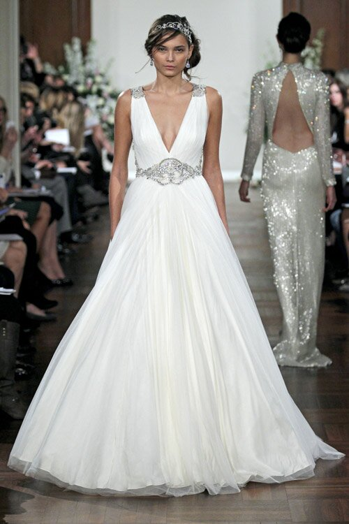 Rock style wedding dresses