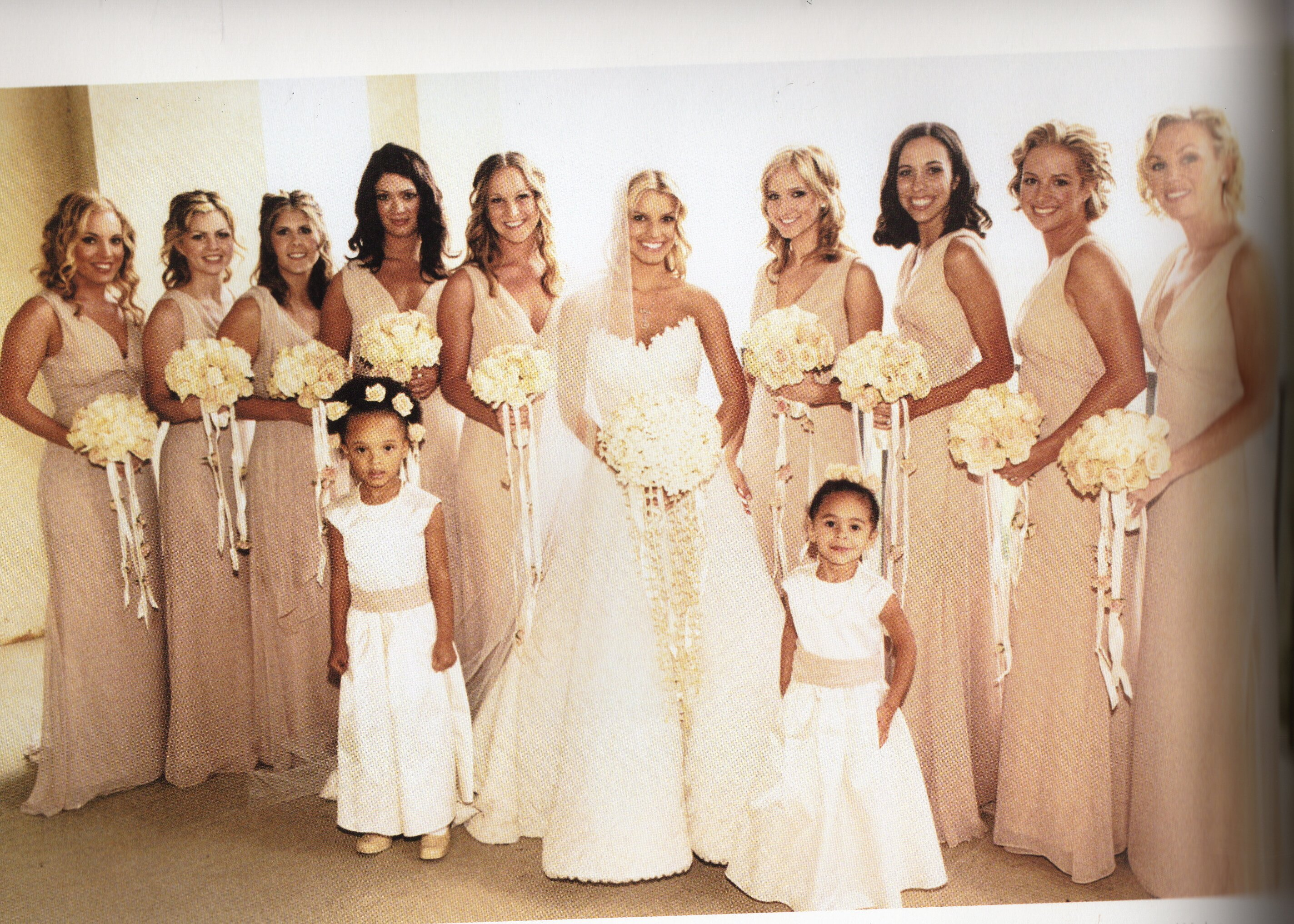 Jessica Simpson Wedding Dresses Photo 3
