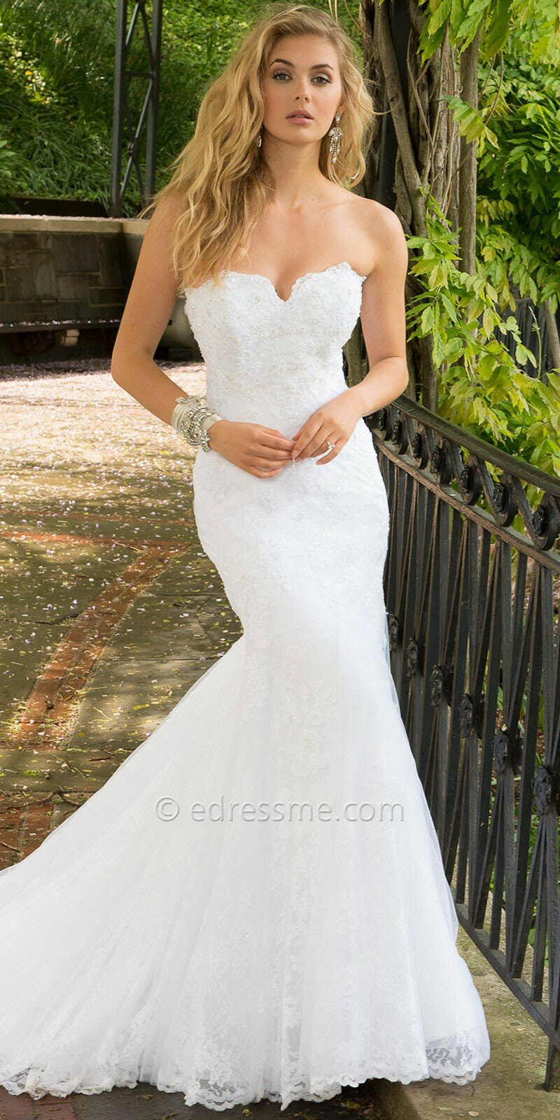 lace trumpet wedding dresses trumpet wedding dress Lace trumpet wedding dresses photo 4